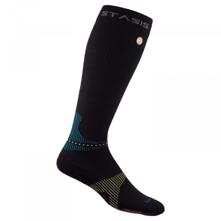 VOXXLife Neuro Socks ATHLETIC KNEE HIGH - schwarz