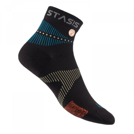 VOXXLife Neuro Socks MINI-CREW - schwarz