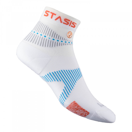 VOXXLife Neuro Socks MINI-CREW - weiß
