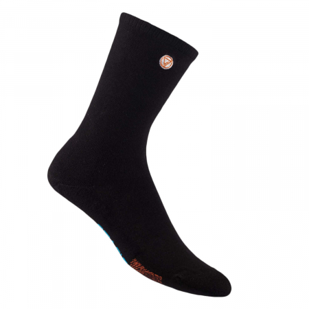 VOXXLife Neuro Socks WELLNESS CREW - schwarz