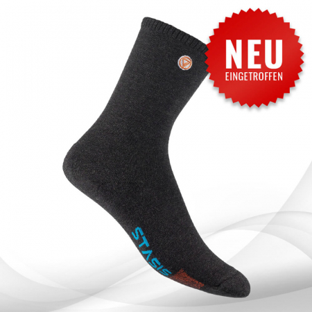 VOXXLife Neuro Socks WELLNESS CREW - dunkelgrau
